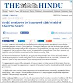 hindu-socialworker