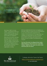Corpus Fund Poster