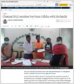 Odisha boy reunited with family (4)